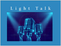 "LIGHT TALK Episode 19 - ""Jerk Face"""