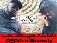 Lokal Celebrities Podcast #43 a.k.a The Return Show Ft. Alvin Irby