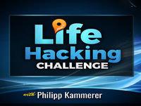 Life Hacking Challenge 2017 - mit Florian Müller: Investieren, Fintechs und Bloggen