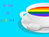 A Cup of Gay Tea: Friends Don't Let Friends Miss gay experiences
