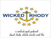 Wicked Rhody: (7/28 - 7/30/17) -- A Chat With Governor Gina Raimondo About Governor's Bay Day -- Rhode Island 's Podc...
