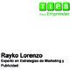 Rayko Lorenzo y Tips Para Emprender