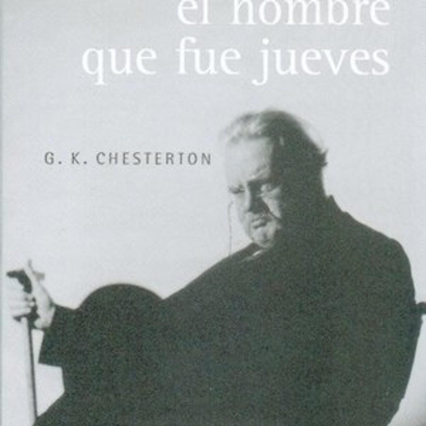 El Hombre Que Fue Jueves G K Chesterton 113 De 216