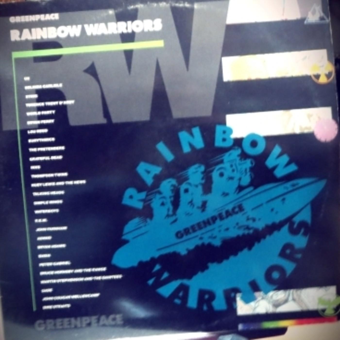 Warriors Of The Rainbow 2 Vietsub: Greenpeace: Rainbow Warriors -De Vinilo-Lp 2.completo.1989