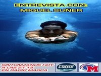 Miquel Suñer, Triple Corona, Vías Bravas, 48 BRAZADAS!!!