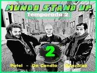 Temporada 2 - Programa 2 - Mariano Potel - Mario De Candia - Juampi Gonzalez
