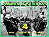 Temporada 2 - Programa 4 - Tato Broda - Gerardo Freideles - Ezequiel Camera (Duncan)