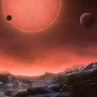 Estrella Trappist y sus 7 exoplanetas, vida de 4280 millones de años, etc. con Francis Villatoro. Prog, 266. LFDLC