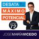 Las grandes claves para multiplicar la perseverancia -Podcast DTMP-Episodio 72-José María Vicedo