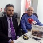 Ángel Martínez y Andrés Giménez hablan de las obras de 'La Valencia desaparecida'