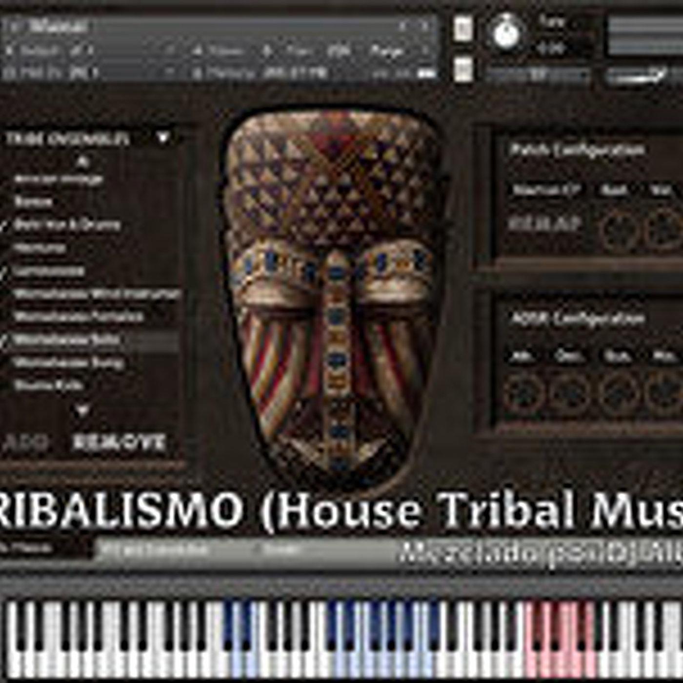 Tribalismo house tribal music mezclado por dj for Tribal house songs