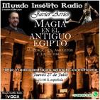 38/2 Javier Arries: Magia en el antiguo Egipto.