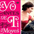#1 - Pelibro: Yo antes de ti (libro + película)