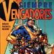 Kryptonianos y Gothamitas 002 - Doctor Extraño y los Hechiceros Supremos, Siempre Vengadores, Empress