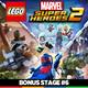 GAMELX Bonus Stage #6 - Lego Marvel Superheroes 2