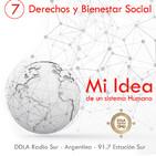 DDLA 6 x 7 - Mi Idea · Derechos y Bienestar Social