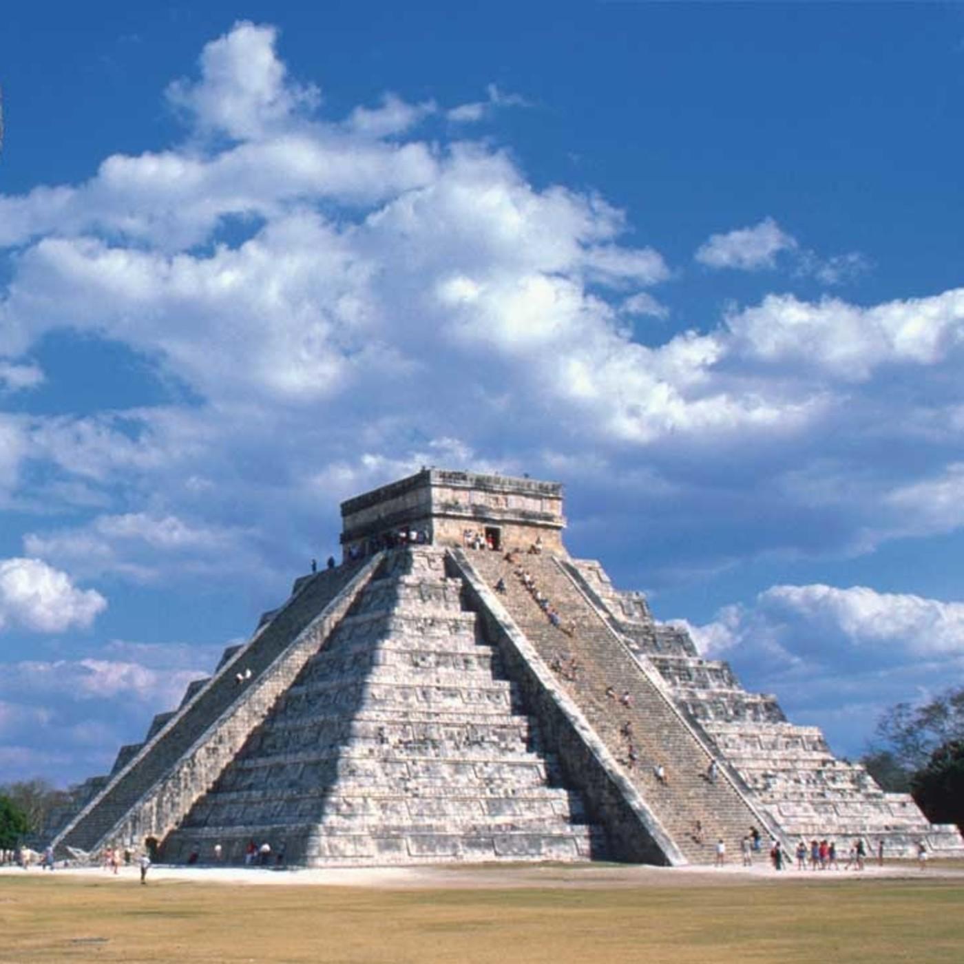 Cuarto milenio pir mides mayas el cronovisor 01 06 for El cuarto milenio en directo