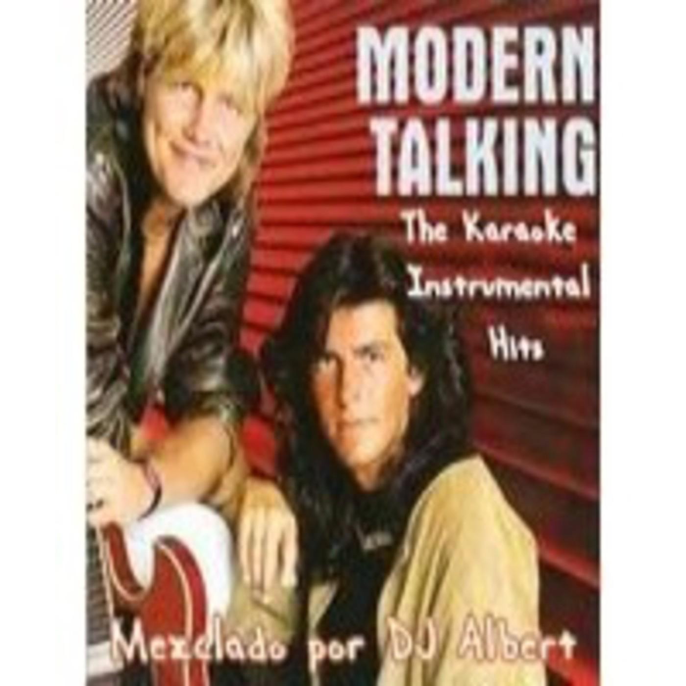 modern talking the karaoke instrumental hits mezclado por dj albert mp3 en sessions dj albert