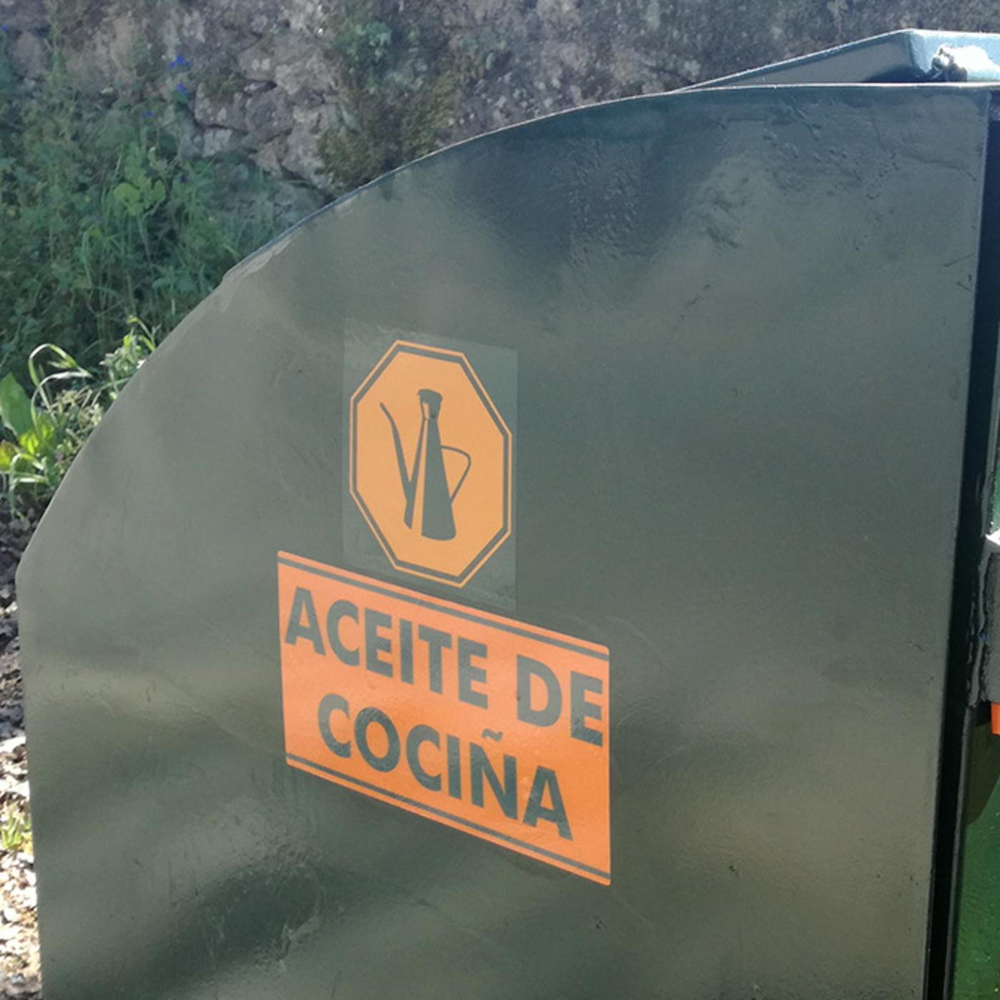 Tui conta con 17 colectores de aceite de coci a usado 7 - Aceite usado de cocina ...