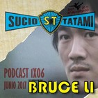 Sucio Tatami 1x6 Especial Ho Chung Tao a.k.a Bruce Li, entrevista Jonny Blanco