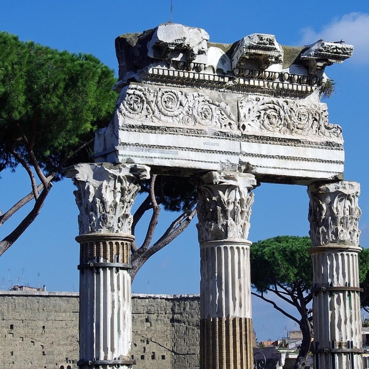 Especial el imperio romano cuarto episodio el bosque for El cuarto poder 2 0