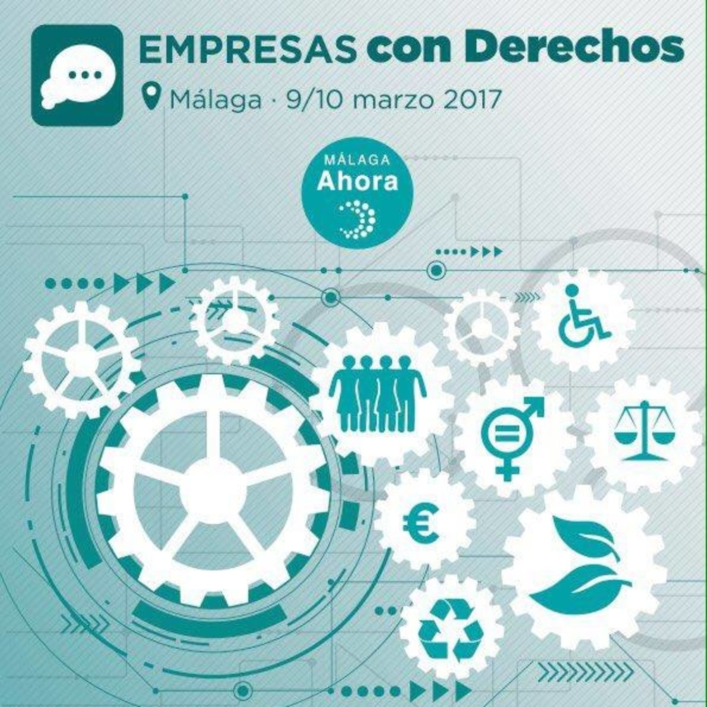 Jornadas economia social empresas con derechos d a 2 - Empresas constructoras en malaga ...
