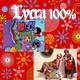 Lycra 100% ,Los doce días de Navidad : Teen Titans Go y Navidades Infernales