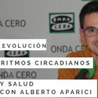 #17 SFF Evolución, Ritmos circadianos y Salud con Alberto Aparici