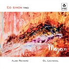 HDO 162. Tres tríos de piano: Eo Simon Trio
