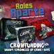 Roles Aparte 26 - Crowfunding