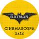 Cinemascopa 2x12 - Batman LEGO la película
