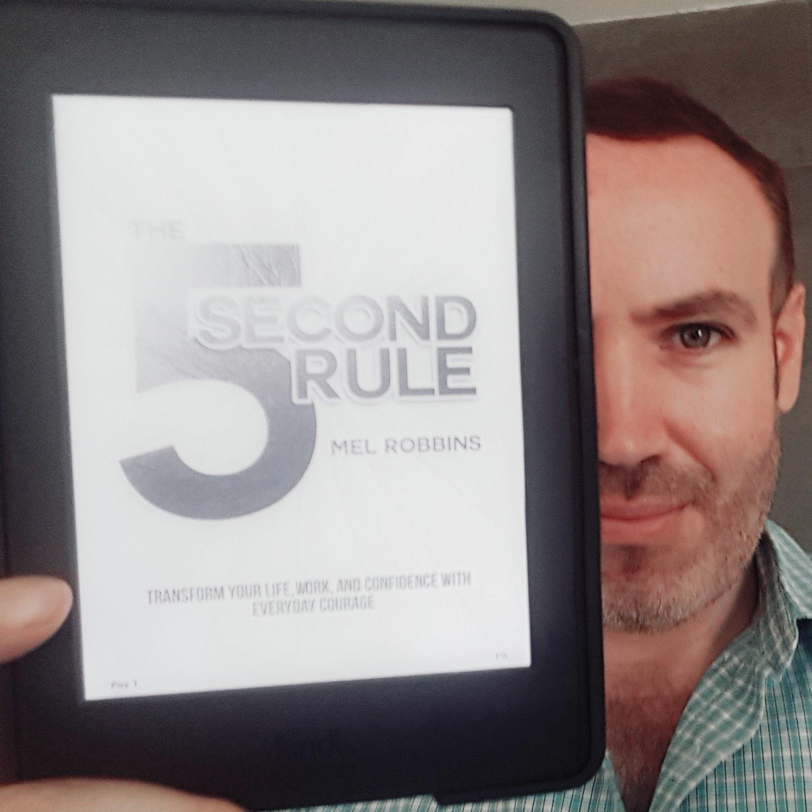 Análisis Libro - La Regla de los 5 Segundos