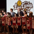 Presentació Lliga escolar ACB