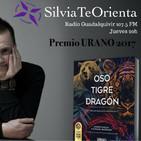 #SilviaTeOrienta #ElOsoElTigreYelDragón