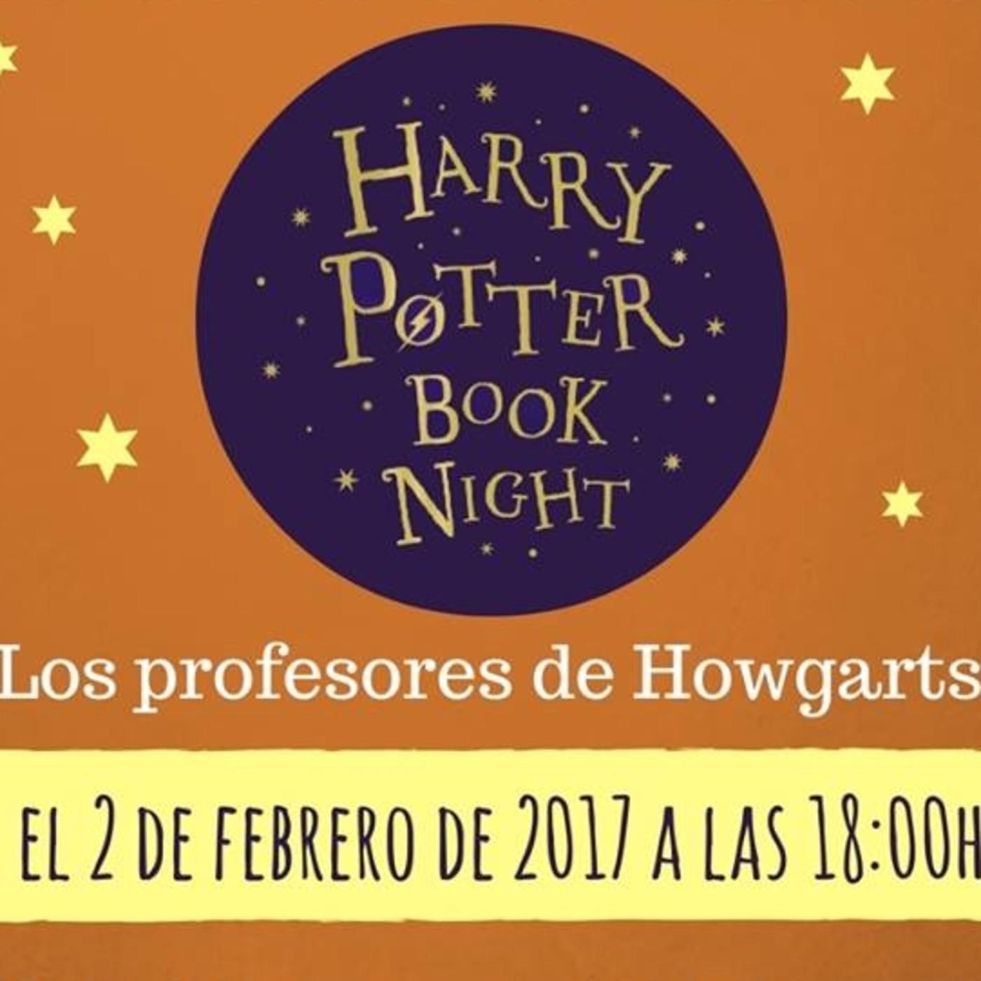 Harry Potter Book Night : Harry potter book night bibabuk almerÍa en vivan los