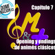 Música & Más, Cap.7, Openings y endings de animés clásicos