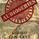 Expediente Audioseries - DEDALO (capitulos 5, 6 y 7)