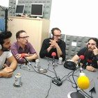 The Inductions (Entrevista 20/5/17 Santurtzi Irratia)