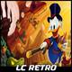 El viejo universo animado de Disney Pd 140 LC Retro