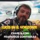 Leeh: CHARLA CON FRANCISCO CONTRERAS