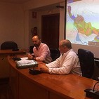 Rueda de Prensa Romero y Alconchel avances desbloqueo PGOU Los Barrios