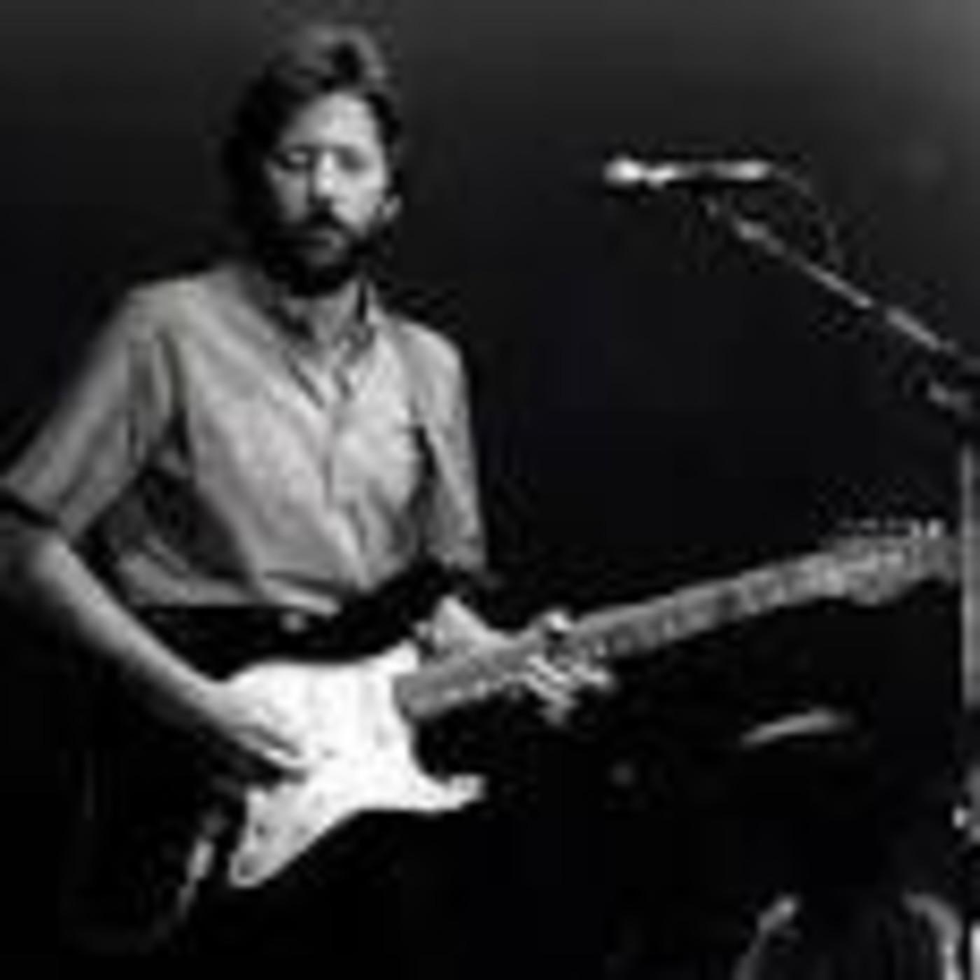 Programa dedicado a Eric Clapton en Mi música, tu música