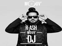 Mouv DJ - R-Ash 16.10.2017