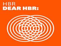 Introducing Dear HBR: