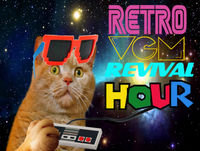 Retro VGM Revival Hour Flashback – STAGE 7: BOSS MUSIC