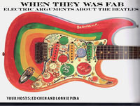 2017.52 In My Car — The Beatles, The Fab Four, Ringo Starr, Paul McCartney, Kenneth Womack, Rob Sheffield