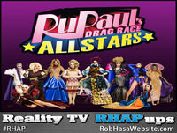RuPaul's Drag Race Season 9 | Episode 1 Ru-Cap