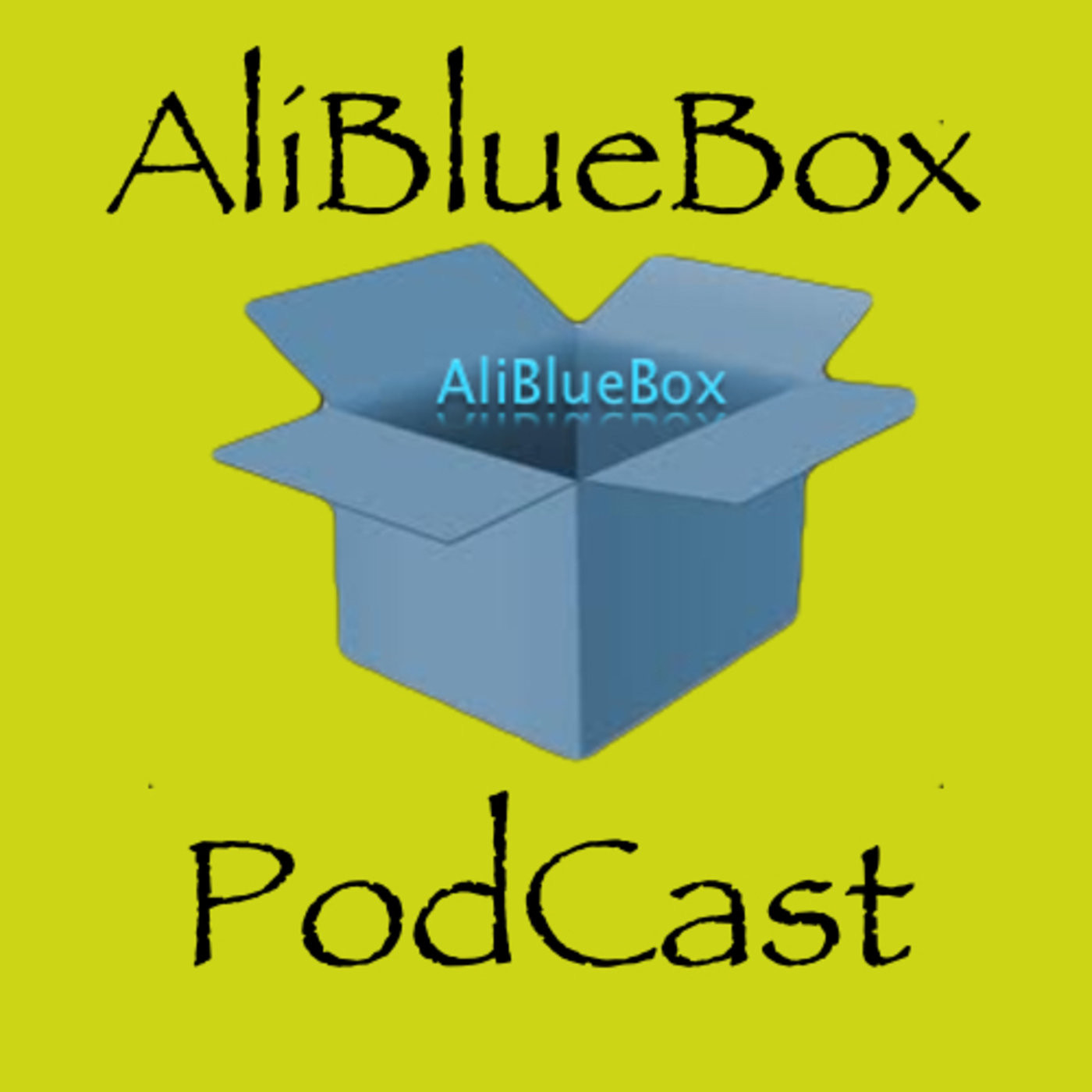 AliBlueBox PodCast
