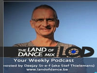 LAND OF DANCE MIXed BY DJ St-e-f #458 w08