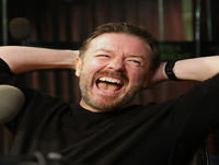 Ricky Gervais is Deadly Sirius